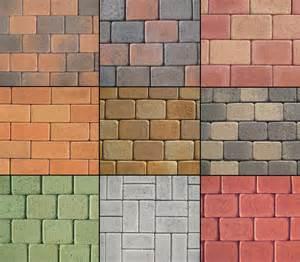 cobblestone color interlock pavement kerala desigen studio