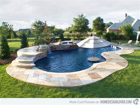 free form pools free form pool designs green thumb pinterest