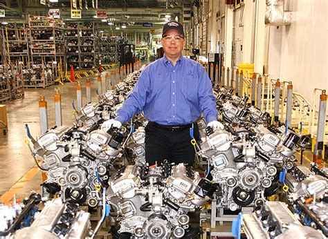 Toyota Plant Huntsville Toyota Alabama Engine Plant Marks 15 Years Of Growth