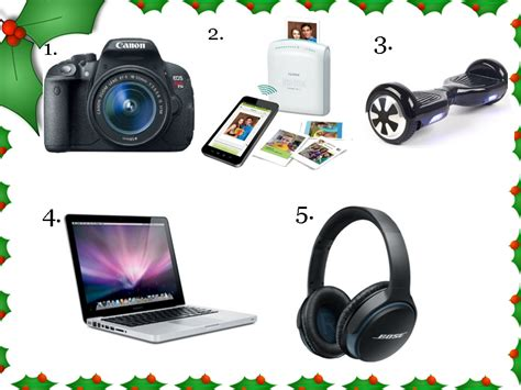 Electronic Giveaways Ideas - holiday gift guide giveaway the honeycomb home