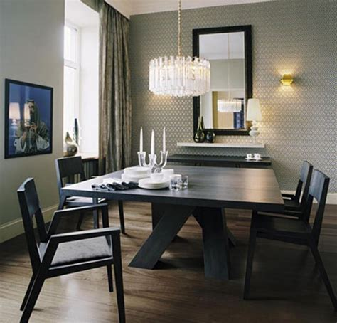 Minimalist Dining Room by Minimalist Dining Room Elegance By Designs