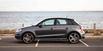 Audi a1 sportback s line on 2018 toyota avalon specs
