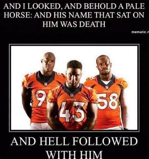 Denver Broncos Memes - denver broncos vs carolina panthers in super bowl 50