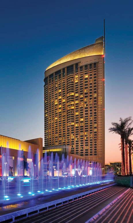 address hotel dubai mall meinhardt transforming