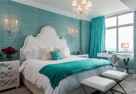 Bedroom Color Ideas Aqua 20 Charming Aqua Blue Bedrooms Color Designs With Pictures