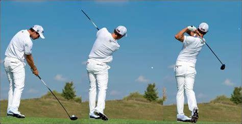 golf swing sequence iron a modern classic adam scott swing sequence golf swings