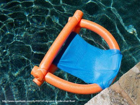 pool noodle diys will pools