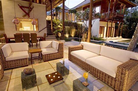 Living Room Restaurant Bali Indonesia Villa Vajra Ubud Bali Villas Bali Style Villas