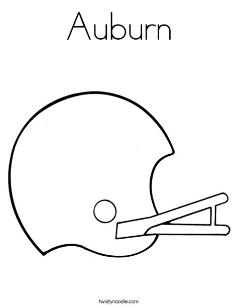 printable auburn coloring pages freecoloring4u com