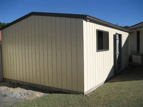 Wall Shed by Buy Multiclad Colorbond Zincalume Sheeting Cladding For