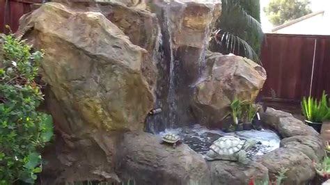 Backyard Waterfall Ideas Backyard Waterfalls Design Ideas