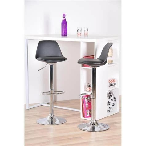 Lot Tabouret De Bar Pas Cher by Neo Lot De Tabourets De Bar Noir Pas Cher With Lot