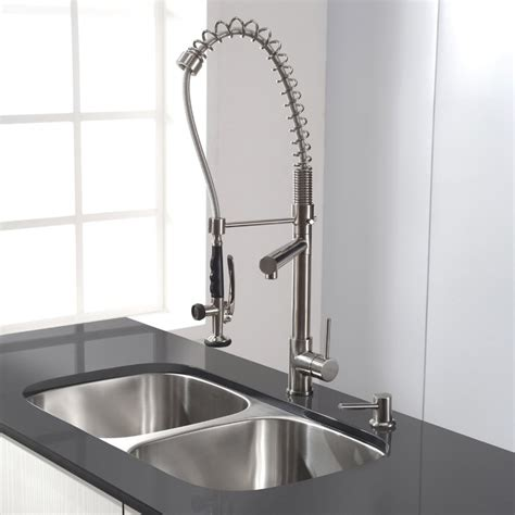 faucet for sink in kitchen best kitchen faucets reviews top products 2017