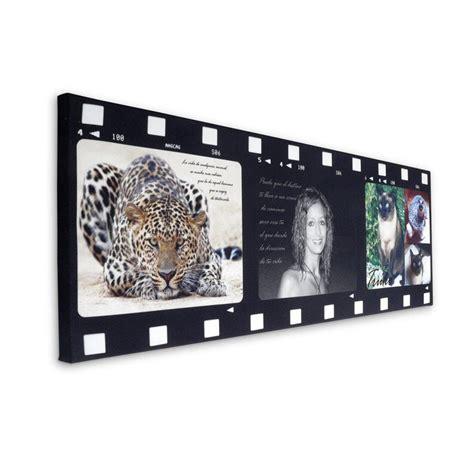 film cinta on delivery film strip photo frame personalised movie canvas prints