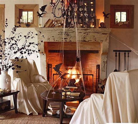 halloween home decorations 40 spooky halloween decorating ideas for your stylish home