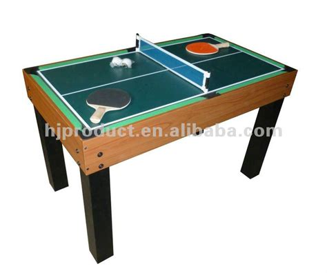 4 in 1 pool table high quality 4 in 1 multi table pool table tennis