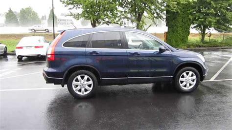2007 honda crv blue 2007 honda cr v royal blue pearl stock 731094