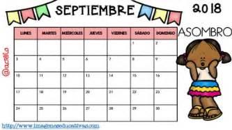 Calendario 2017 Pdf Por Meses Calendario 2018 Para Trabajar Las Emociones Por Meses