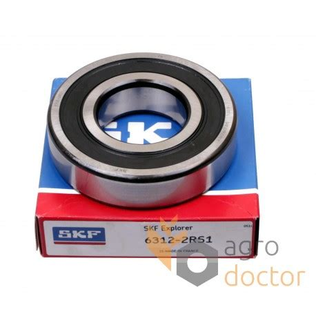 Bearing 6312 2rs Nis 6312 2rs Skf Groove Bearing Oem 215768 0 For