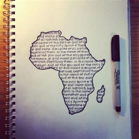 kenya tattoo designs africa created by my roommate the world is our