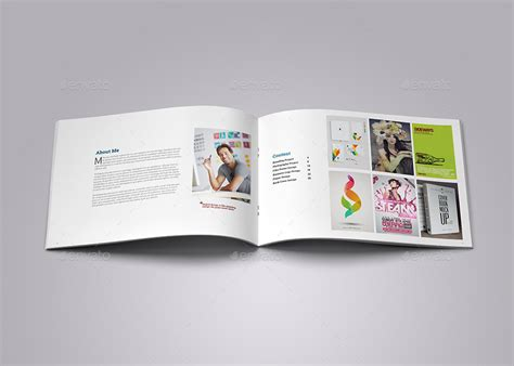 graphic design portfolio layout free download graphic design portfolio by vanroem graphicriver