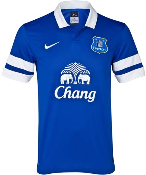Tshirt Umbro Chap Edition Cl new everton kit 13 14 nike everton fc home jersey 2013