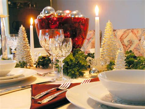 christmas dinner decorations creative inspiring christmas dinner table settings and