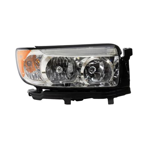 subaru forester headlights replace 174 subaru forester without sport package with