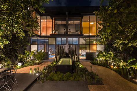 design of guest house a 1913 mexico city mansion renovation a modern guest house design milk