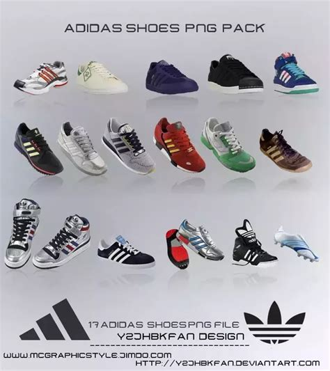 general differences  nike  adidas