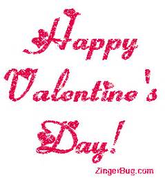 glitter valentines day graphics happy valentines day glitter glitter graphic greeting