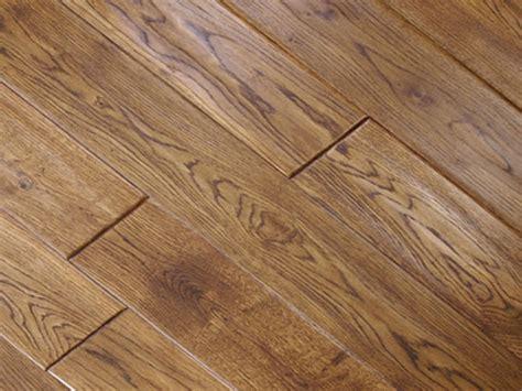 Distressed Honey Oak Flooring - 5 quot x9 16 quot distressed oak hardwood flooring floor honey ebay