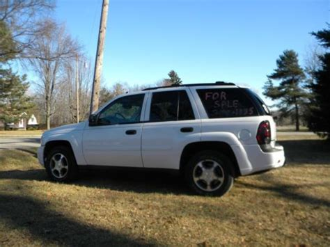 how can i learn about cars 2007 chevrolet suburban 1500 electronic throttle control sell used 2007 chevy trailblazer in port huron michigan united states