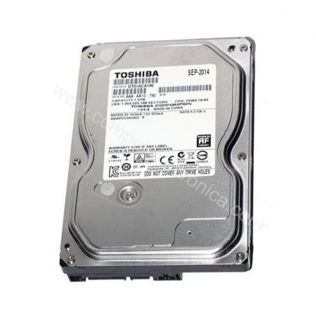 Hardisk Toshiba 1tb 7200rpm Disk 3 5 Quot Da 1tb 32mb 7200 Rpm Serial Ata 150 Toshiba