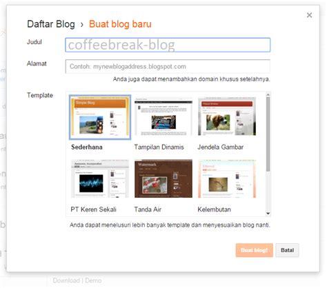 membuat blog elegan tutorial membuat blogger dengan template theme elegan