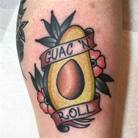 avocado tattoo 1000 ideas about avocado on tattoos
