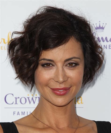 Catherine Bell Hairstyles in 2018
