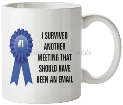 i survived another meeting that was about a meeting blank lined journal 6x9 gift for coworkers books popular email creativity buy cheap email creativity lots