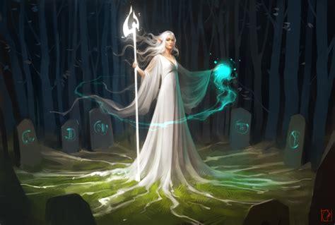 white magic by gaudibuendia on deviantart
