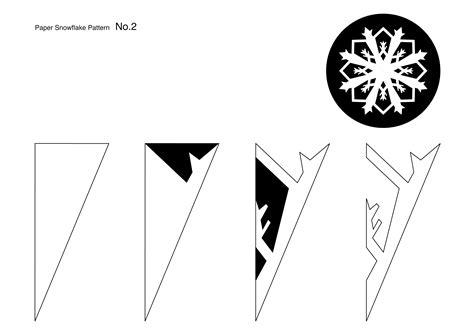 paper snowflake template last minute craft bead and paper snowflakes