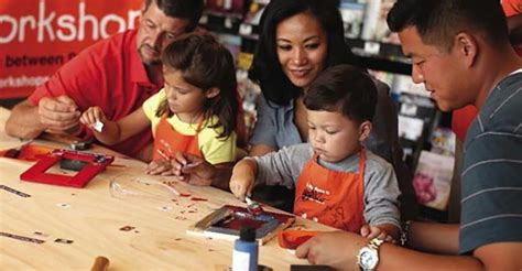 home depot workshop free classes for