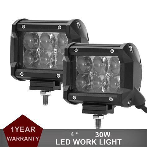 cheap led offroad lights 2pcs 30w led work light ᗑ offroad offroad driving fog