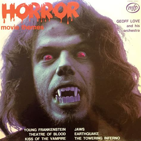 love themes in movies geoff love his orchestra horror movie themes vinyl