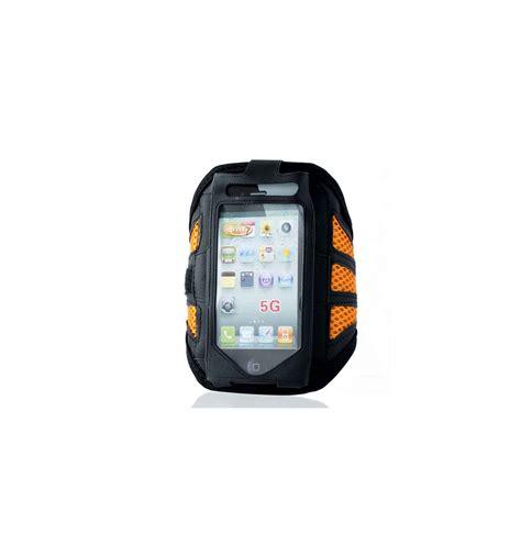 brassard sport iphone 5 orange ultra confortable