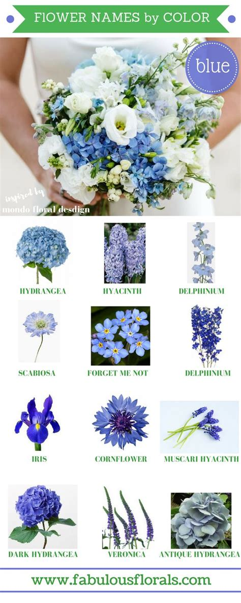 Blue Wedding Flowers Pictures by Something Blue Wedding Ideas Blue Wedding Flowers