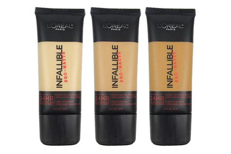 L Oreal Infallible Pro Matte 24 Hour Foundation Harga l oreal infallible pro matte 24hr foundation new sealed