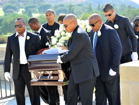 the funeral of michael clarke duncan picture 33