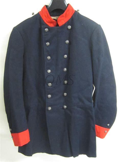Jas Wol Uni 173 Form 173 Jas Wol Manschappen Der Schut 173 Te 173 Rij 1904 Jacket