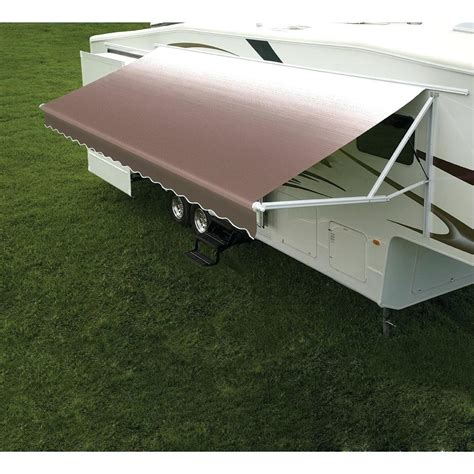 trailer awning fabric rv patio awning replacement replacement patio awning