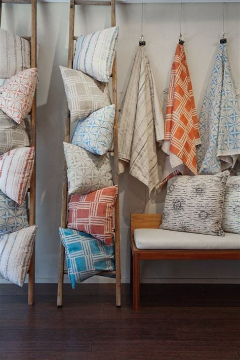 storing pillows bridgid coulter design creative workspace tour
